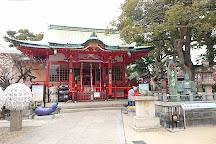 Tsunashiki Temmangu Shrine, Kobe, Japan