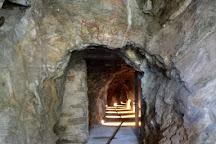 Miniere d'oro di Brusson, Brusson, Italy