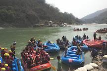 Rishikesh River Rafting, Rishikesh, India