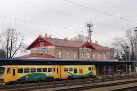 Железнодорожная станция  Kutna Hora Hlavni Nadrazi