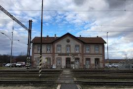 Железнодорожная станция  Bratislava Vajnory