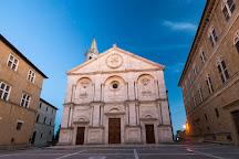 Cathedral, Pienza, Italy