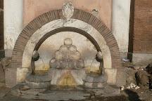 Fontana delle Palle  di  Cannone, Rome, Italy