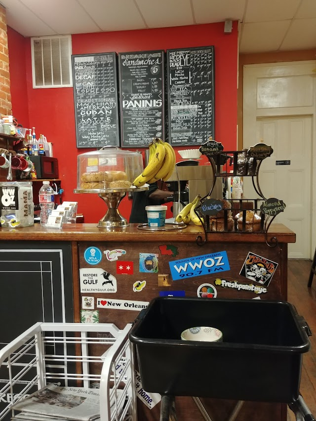 Krewe du Brew Coffee House