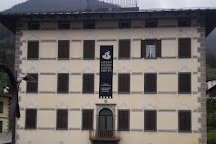 Museo Palazzo Corte Metto, Auronzo di Cadore, Italy