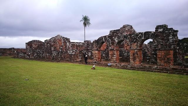 Ruinas Jesuiticas de Trinidad