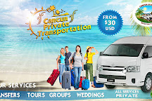 Cancun Shuttle and Tours, Cancun, Mexico