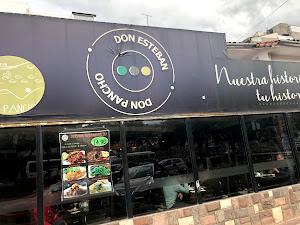 Don Esteban y Don Pancho 2
