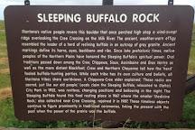 Sleeping Buffalo Rock, Saco, United States