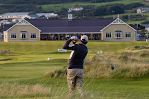 Rosapenna Golf Pavilion, County Donegal, Ireland