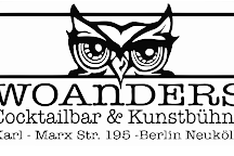 Woanders Bar, Berlin, Germany