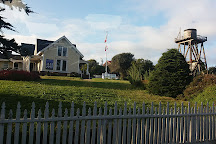 Kelley House Museum, Mendocino, United States