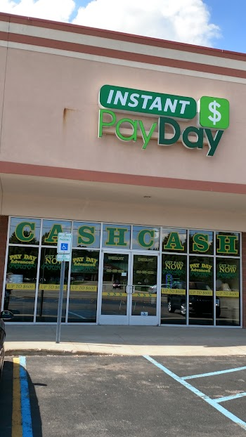 Instant Payday Cash Advance Payday Loans Picture