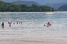 Ilha do Araujo Beach, Paraty, Brazil