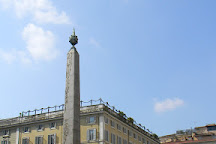 Piazza Colonna, Rome, Italy