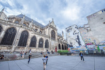 Saint Merri Church, Paris, France
