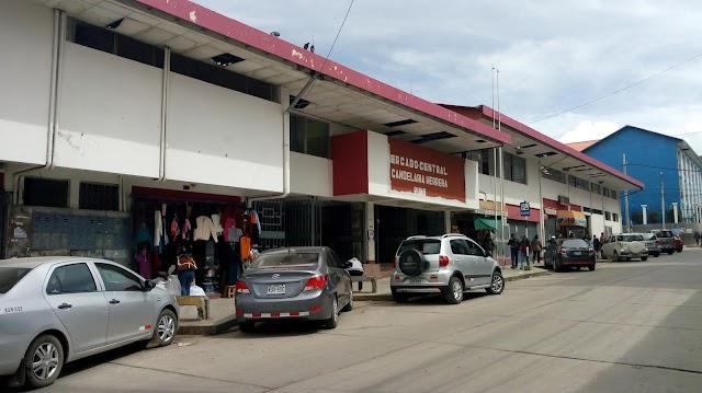 Mercado de Puno