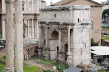 Orti Farnesiani sul Palatino, Rome, Italy