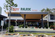Tiger Park Pattaya, Pattaya, Thailand