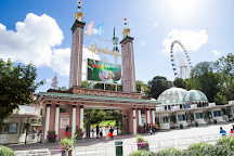 Liseberg amusement park, Gothenburg, Sweden