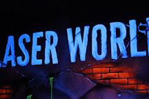 Laser World Paris - Laser tag, Paris, France
