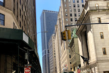 Wall Street Walks, New York City, United States