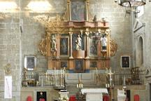 Church of San Juan Bautista, Avila, Spain