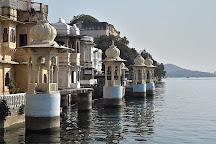 Gangaur Ghat, Udaipur, India