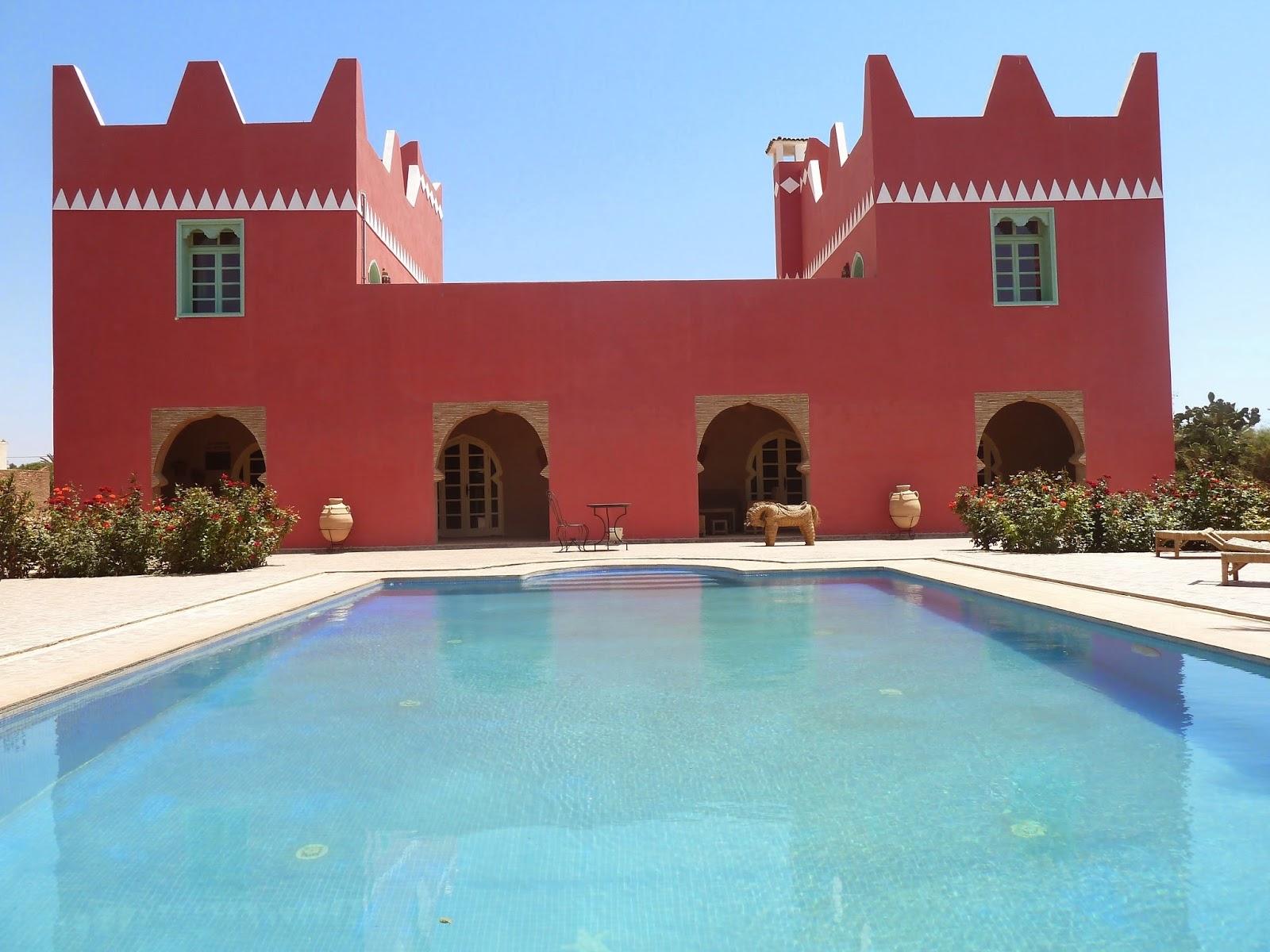 Domaine villate limoune Karte Agadir Marokko Mapcarta