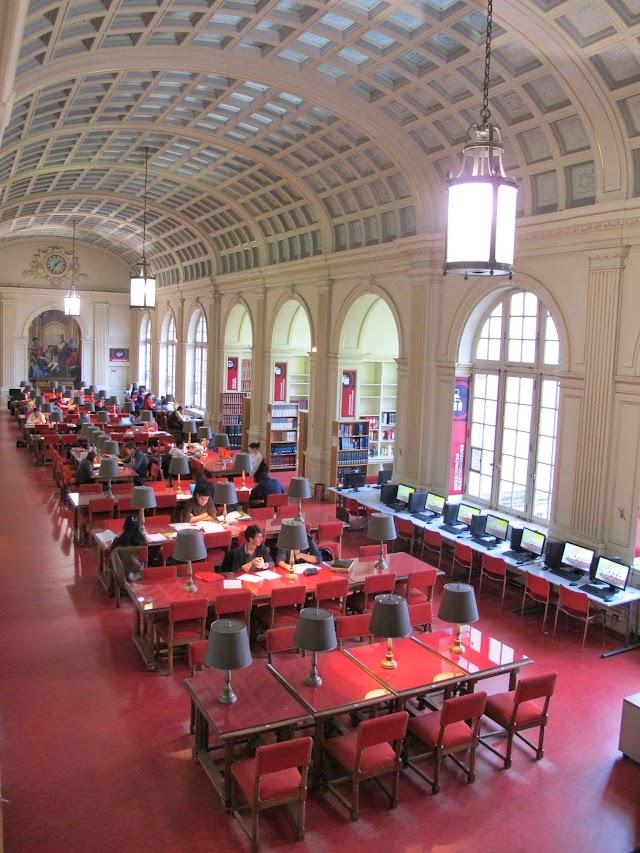 Bibliothèque de la Cité Universitaire