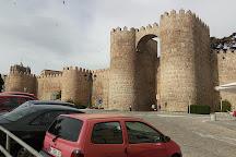 Visitor Reception Center, Avila, Spain