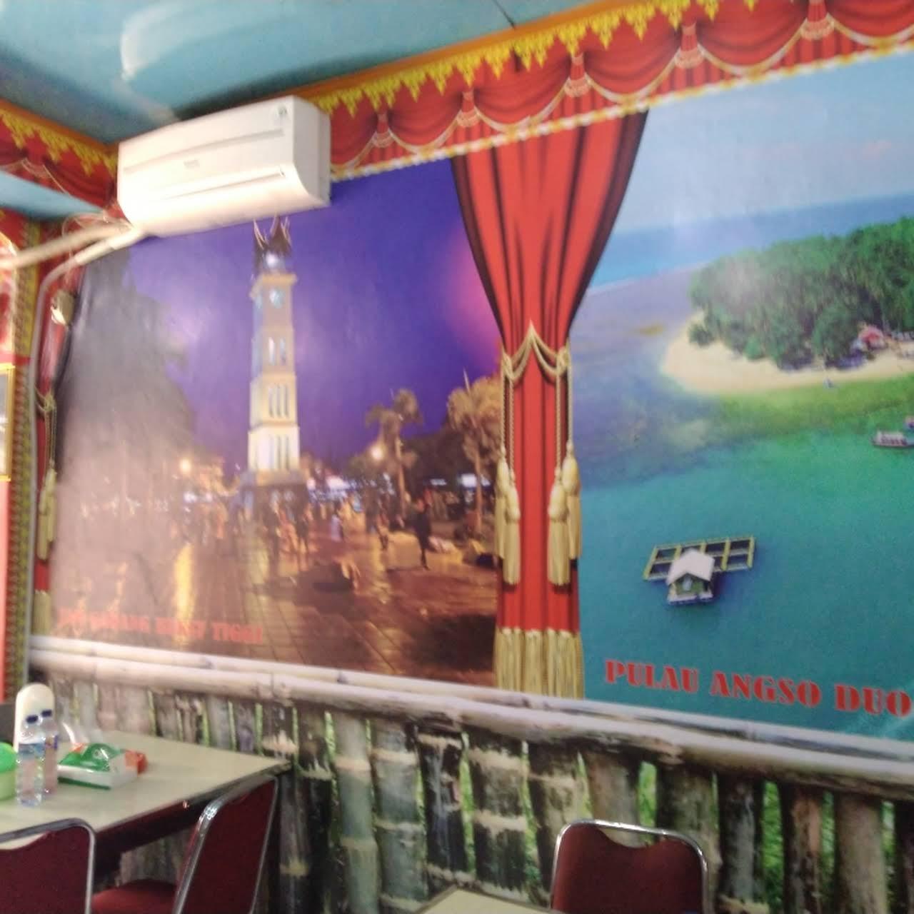 Contoh Spanduk Rumah Makan Padang - desain spanduk keren