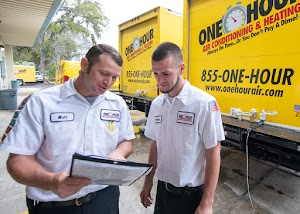 One Hour BROS Air Conditioning Heating Jacksonville