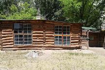 Josie Morris Cabin, Dinosaur, United States