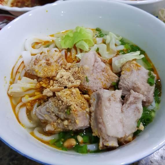 Ngoc Hao Bake Chicken Street Food