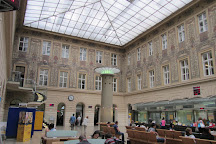 Ceska posta, Prague, Czech Republic