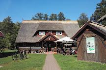 Bootshaus Rehnus, Burg (Spreewald), Germany