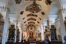 Kloster Engelberg - Benediktinerabtei, Engelberg, Switzerland