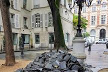 Place Furstenburg, Paris, France
