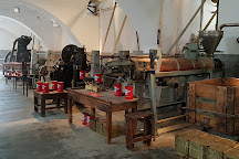Tomato Industrial Museum, D.Nomikos, Vlychada, Greece