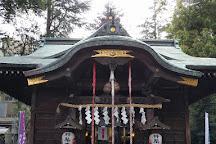 Mitaka Yasaka Shrine, Koshigaya, Japan