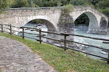 Ponte di Echallod, Arnad, Italy