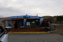 Peke Sosa Avistajes, Puerto Piramides, Argentina