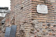 Casa delle Vestali, Rome, Italy