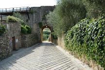 Porta Franca, Monteriggioni, Italy