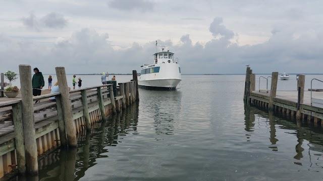 Fair Harbor Ferry Dock