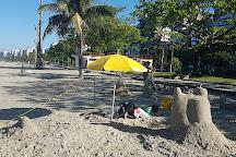 Embare Beach, Santos, Brazil