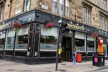 Tennent's Bar Glasgow, Glasgow, United Kingdom