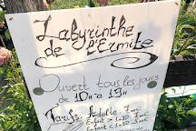 Le Labyrinthe de  l'Ermite, Domme, France