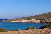 Kolokithia Beach, Elounda, Greece